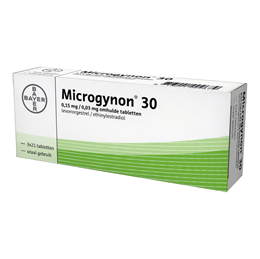 Microgynon 30 3 x 21tb