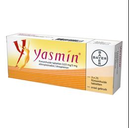 Yasmin 3 x 21tb