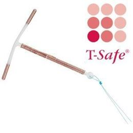 T-Safe koperspiraal
