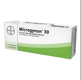 Microgynon 30 6 x 21tb