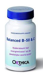 Afbeeldingen van Orthica Balanced B50 & C