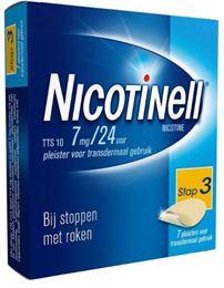 Afbeeldingen van Nicotinell pleisters TTS10 7mg 7st