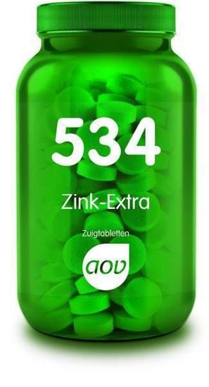 Afbeelding van AOV 534 Zink-Extra