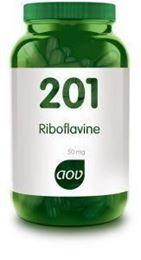 Afbeeldingen van AOV 201 Riboflavine 50 mg