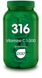 Afbeeldingen van AOV 316 Vitamine C 1000 mg Bioflavonoiden 50 mg