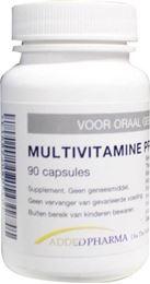 Afbeeldingen van Added Pharma Multivitamine pro haemo