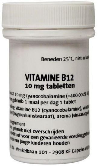 Afbeelding van Fagron Vitamine B12 10 mg 90 stuks