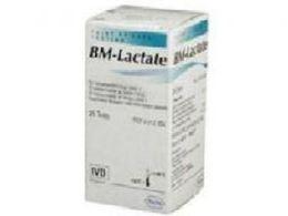 Afbeeldingen van Accutrend BM-Lactaat teststrips 25st