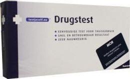 Afbeeldingen van Testjezelf.nu Morfine - Heroïne drugstest 3st
