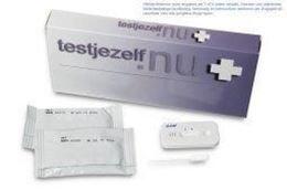 Afbeeldingen van Testjezelf.nu Methamfetamine drugstest 6st