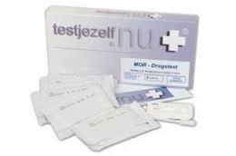 Afbeeldingen van Testjezelf.nu Morfine - Heroïne drugstest 6st