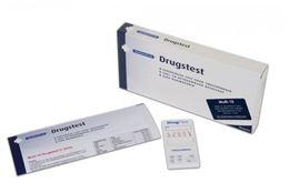 Afbeeldingen van Testjezelf.nu Multi Drugstest 10 urinetest 1st