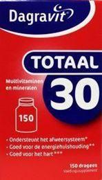 Afbeeldingen van Dagravit Totaal 30 dispenser navul