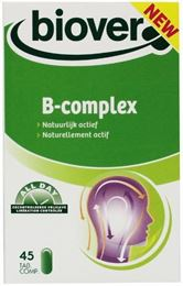 Afbeeldingen van Biover Vitamine B complex