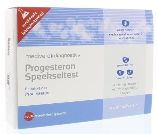 Afbeelding van Medivere Progesteron speekseltest