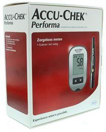 Afbeeldingen van Accu-Chek Performa glucosemeter