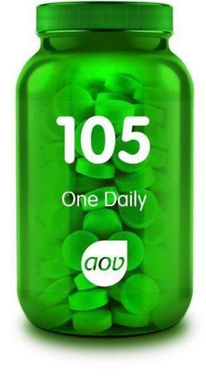 Afbeelding van AOV 105 One Daily