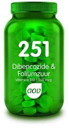 Afbeeldingen van AOV 251 Dibencozide & foliumzuur