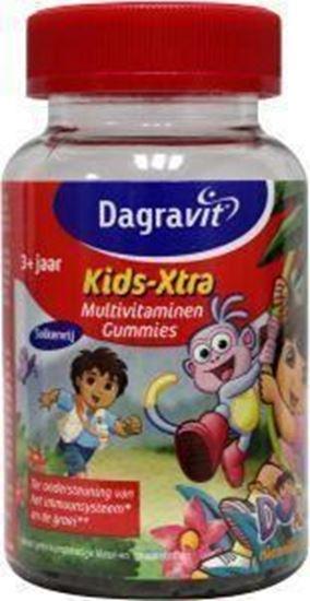 Afbeelding van Dagravit Kids gummies Dora