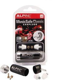 Afbeeldingen van Alpine Musicsafe classic oordopjes