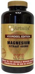 Afbeeldingen van Artelle Magnesium citraat elementair