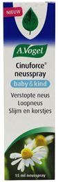 Afbeeldingen van Vogel Cinuforce neusspray baby 15ml