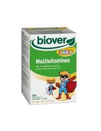 Afbeeldingen van Biover Junior multivitamine