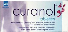 Afbeeldingen van Curanol 40tb