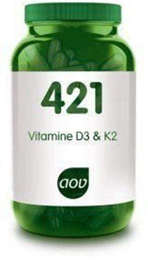Afbeelding van AOV 421 Vitamine D3 & K2