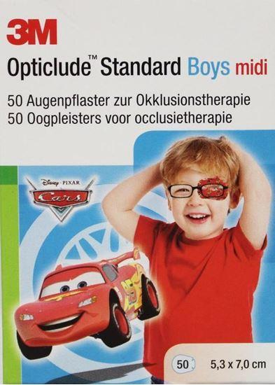 Afbeelding van 3M Opticlude oogpleister midi boys Disney