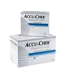 Afbeeldingen van Accu-Chek Rapid-D slang 100cm 10st