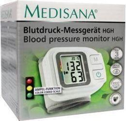 Afbeeldingen van Medisana HGH polsbloeddrukmeter