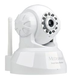 Afbeeldingen van Medisana Smart baby monitor