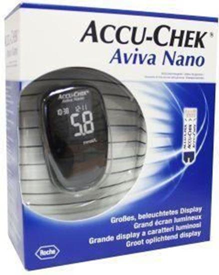 Afbeelding van Accu-Chek Aviva Nano MT bloedglucosemeter