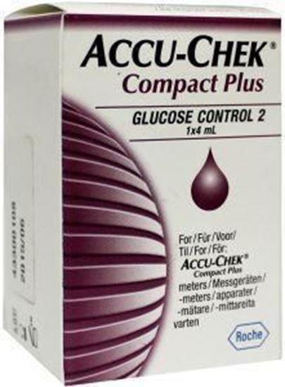 Afbeelding van Accu-Chek Compact Plus bloedglucosemeter
