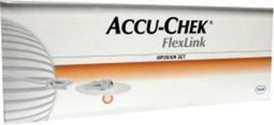 Afbeelding van Accu-Chek Flexlink BHC 10mm/30cm 10st