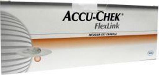 Afbeelding van Accu-Chek Flexlink BHC naald 8mm 10st