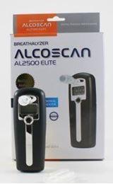 Afbeeldingen van Alcoscan Alcoholtester AL2500 elite