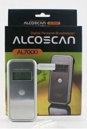Afbeeldingen van Alcoscan Alcoholtester AL7000