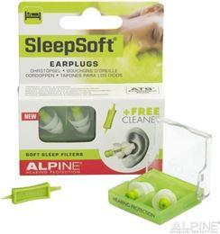Afbeeldingen van Alpine Sleepsoft oordopjes