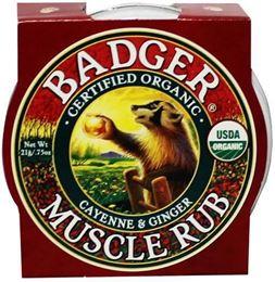 Afbeeldingen van Badger mini muscle rub 21g