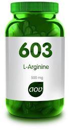 Afbeeldingen van AOV 603 L-Arginine 500 mg
