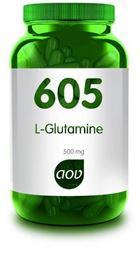 Afbeeldingen van AOV 605 L-Glutamine 500 mg