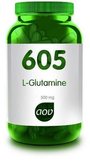 Afbeelding van AOV 605 L-Glutamine 500 mg