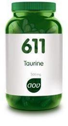 Afbeeldingen van AOV 611 Taurine 500 mg