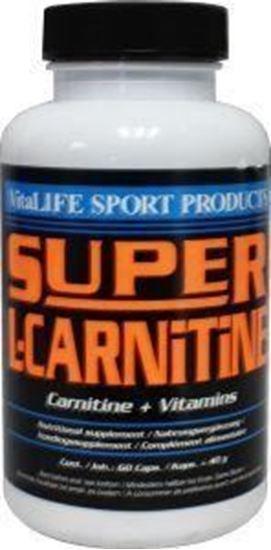 Afbeelding van Vitalife Super L carnitine 500 mg