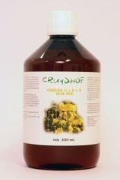 Afbeeldingen van Cruydhof Omega olie mix bio