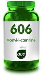 Afbeeldingen van AOV 606 Acetyl L-Carnitine 500 mg