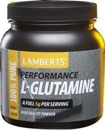 Afbeeldingen van Lamberts L-Glutamine poeder (Performance)