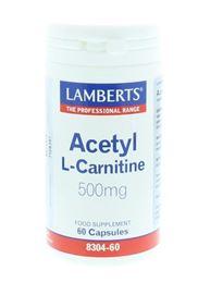 Afbeeldingen van Lamberts Acetyl l-carnitine